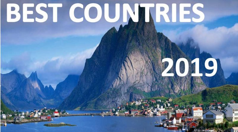 Best Countries 2019