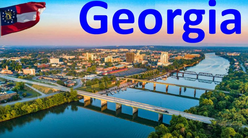 Top 10 Best Places to Live in Georgia (USA) For 2021